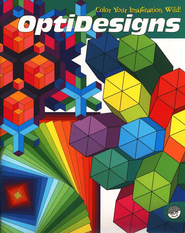 OptiDesigns, Coloring Book   -