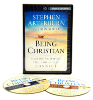 Being Christian, DVD & CD-ROM   -              By: Stephen Arterburn, John Shore, Eric Stanford