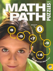 Math Path Puzzles Level A   -