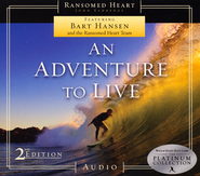An Adventure to Live, 2nd Edition - Compact Disc   -              By: Bart Hansen