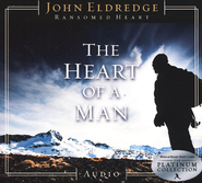 The Heart of a Man - Compact Disc   -     By: John Eldredge