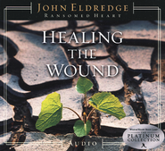 Healing the Wound - Compact Disc   -              By: John Eldredge