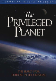 The Privileged Planet, DVD   -