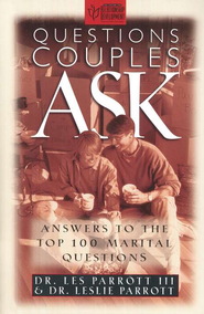 Questions Couples Ask   -     By: Dr. Les Parrott, Dr. Leslie Parrott
