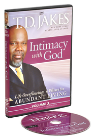 Life Overflowing #3: Intimacy with God, DVD   -     By: T.D. Jakes