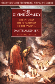 The Divine Comedy  -              By: Dante Alighieri
