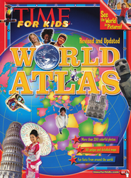 Time For Kids World Atlas  -     By: Editors of Time For Kids