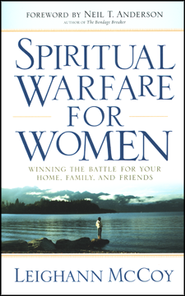 Spiritual Warfare for Women - Slightly Imperfect  -