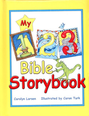 My 123 Bible Storybook  -
