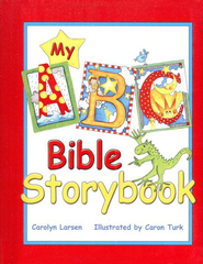 My ABC Bible Storybook  -
