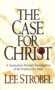 The Case for Christ, 10 Copies   -     By: Lee Strobel