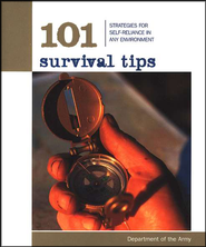 101 Survival Tips  -     By: Department of the Army