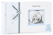 Baby Brag Book, Blue   -