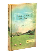 Meet Me In the Meadow Journal  -