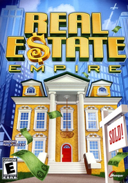 Real Estate Empire CD-ROM   -