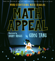 Math Appeal  -     By: Gregory Tang     Illustrated By: Harry Briggs
