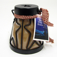 Star Lantern Christmas Bayberry  -