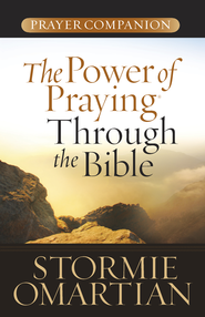 Power of Praying Through the Bible Prayer Companion, The - eBook  -     By: Stormie Omartian