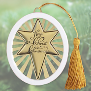 Keep Christ in Christmas, Ornament                  -