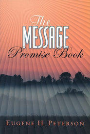 The Message Promise Book, Revised  -              By: Eugene H. Peterson