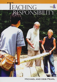 Teaching Responsibility DVD  -     By: Michael Pearl, Debi Pearl