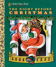 The Night Before Christmas - eBook  -     By: Clement C. Moore     Illustrated By: Corinne Malvern