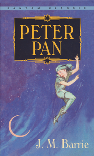 Peter Pan   -     By: James Matthew Barrie