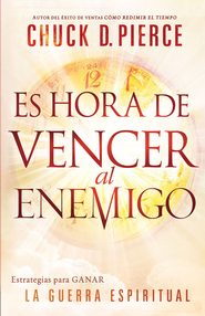Es hora de vencer al enemigo - eBook  -     By: Chuck Pierce