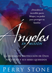 Angeles En Mision - eBook  -     By: Perry Stone