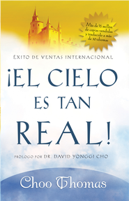 El Cielo Es Tan Real - eBook  -     By: Choo Thomas