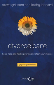 Divorce Care: Hope, Help and Healing During and After Your Divorce  -     By: Kathy Leonard