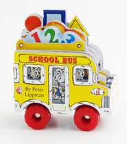 Mini Wheels Books: School Bus   -