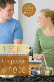 The Power of Hope - eBook  -     By: First Place 4 Health