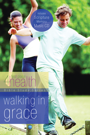 Walking in Grace - eBook  -     By: First Place 4 Health