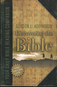 Discovering the Bible: Your Daily Bible Reading Companion  -     By: Gordon Addington