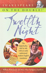 Shakespeare on the Double! Twelfth Night  -     By: William Shakespeare