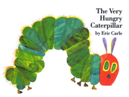 The Very Hungry Caterpillar Mini Book   -     By: Eric Carle