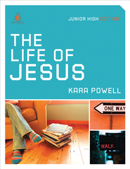 The Life of Jesus: Junior High Group Study - eBook  -     Edited By: Kara Powell