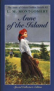 Anne of Green Gables Novels #3: Anne of the Island  - Slightly Imperfect  -