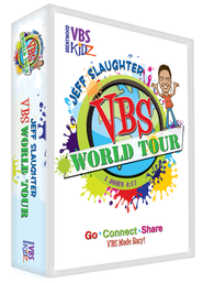 Jeff Slaughter VBS World Tour Essential VBS Kit   -