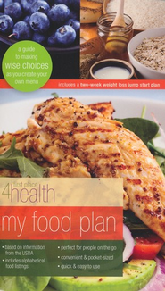 My Food Plan - eBook  -     By: Carole Lewis