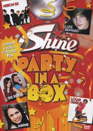 iShine Party in a Box DVD  -
