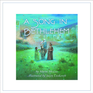 A Song in Bethlehem - eBook  -     By: Marni McGee