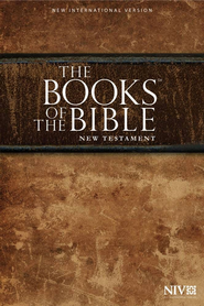 The The Books of the Bible (NIV), New Testament - eBook  -     By: Zondervan