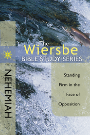 The Wiersbe Bible Study Series: Nehemiah - eBook  -     By: Warren W. Wiersbe
