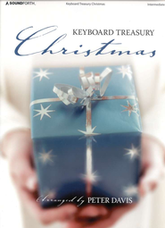 Keyboard Treasury; Christmas   -