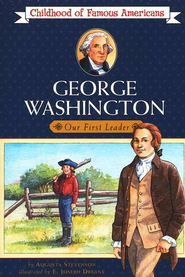 George Washington: Young Leader   -     By: Augusta Stevenson, E.J. Dreany