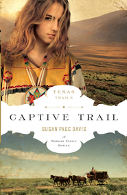 Captive Trail - eBook  -     By: Susan Page Davis