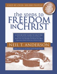 Steps to Freedom in Christ: The Step-by-Step Guide to Freedom in Christ - eBook  -     By: Neil T. Anderson