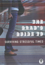 The Grad's Guide to Surviving Stressful Times - Slightly Imperfect  -